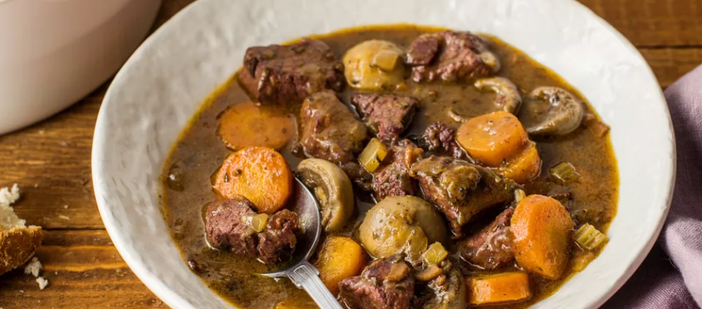 venison stew australia